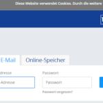 1und1 Webmailer Login