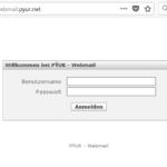 Pyur Webmail Login