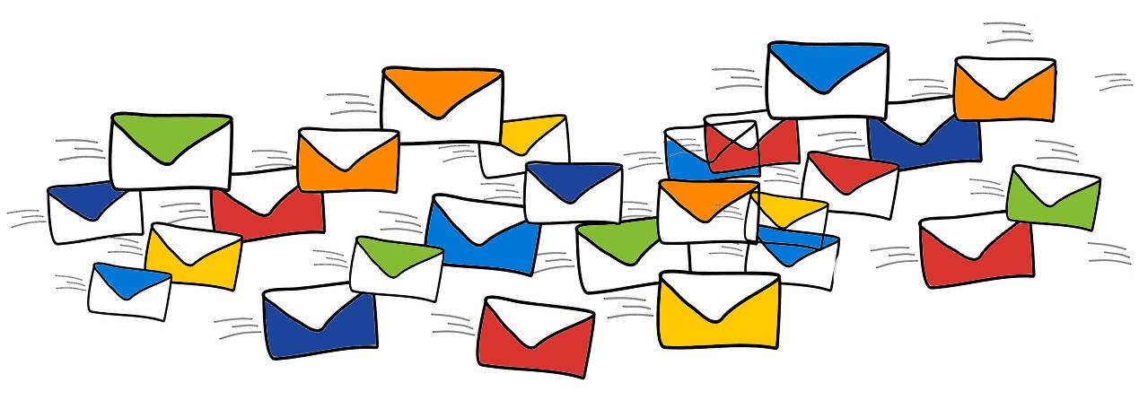 Webmail-Login (Briefumschläge)